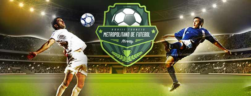 3afc01001a São seis os times que participam do XXVIII Torneio Metropolitano de Futebol  da Afresp