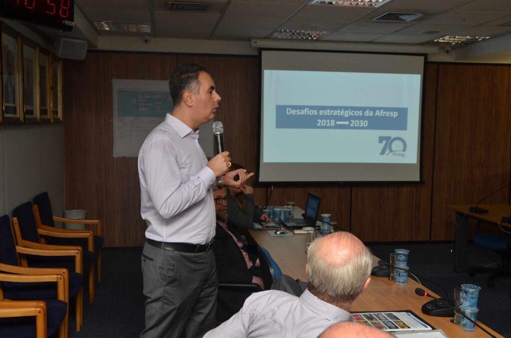Rodrigo Spada fala sobre o PES