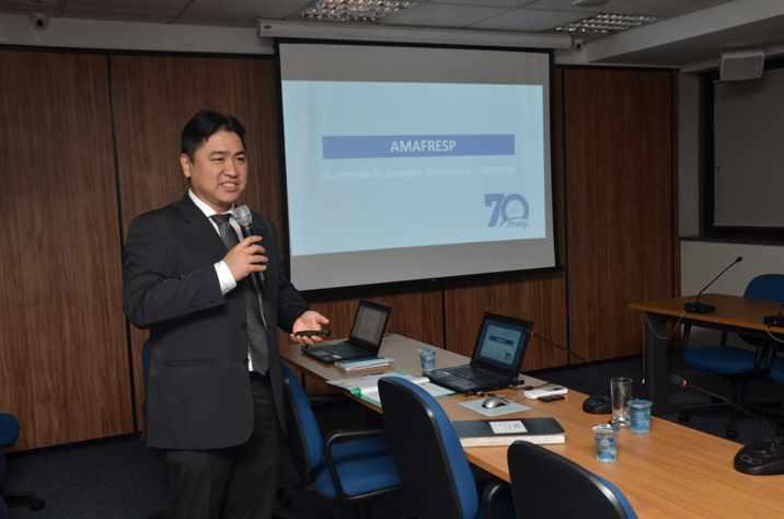 Renato Chan falou sobre os desafios da Amafresp