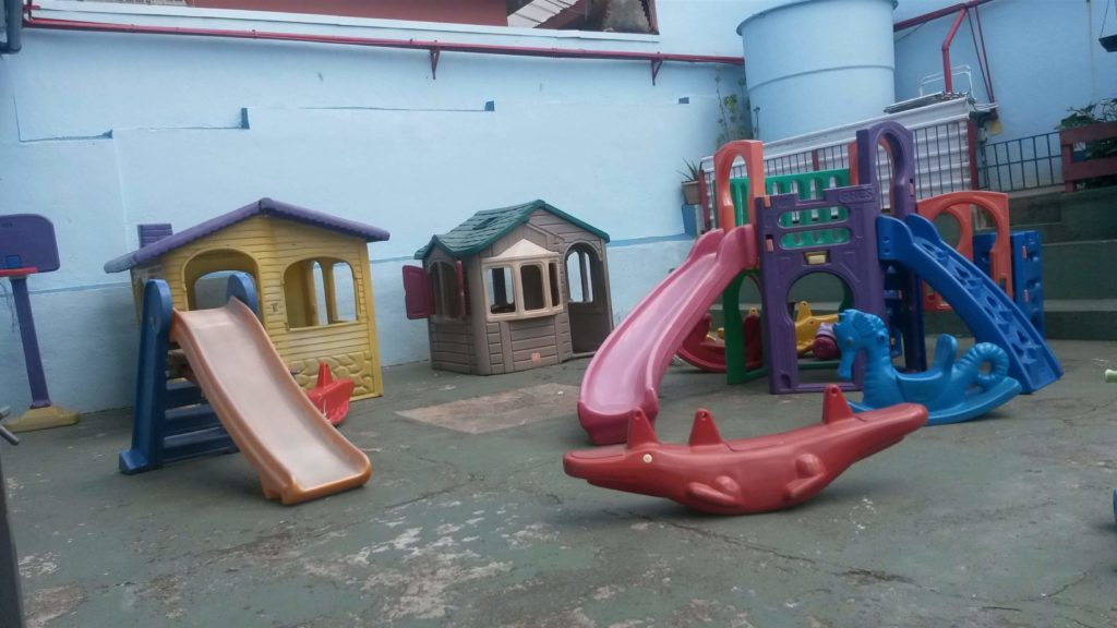Reforma da Casa das Crianças Menino Jesus